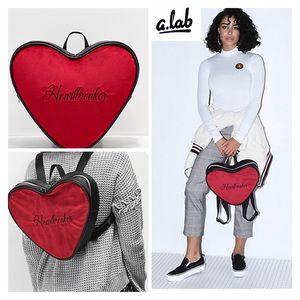 Gemma Heart A-Lab HeartBreaker Backpack Bag
